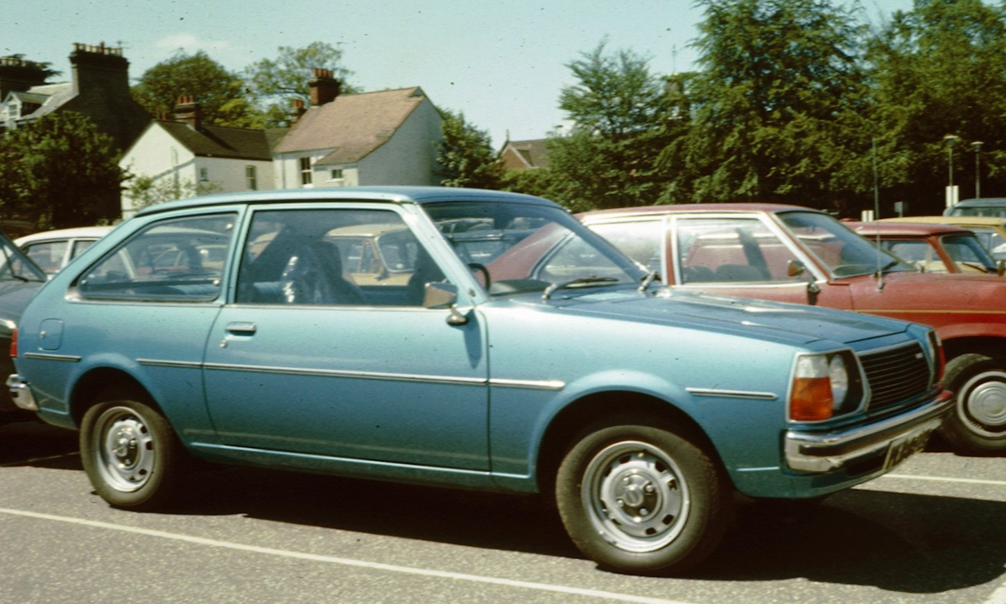 Mazda 323 I (FA) 1977 - 1980 Hatchback 5 door #6