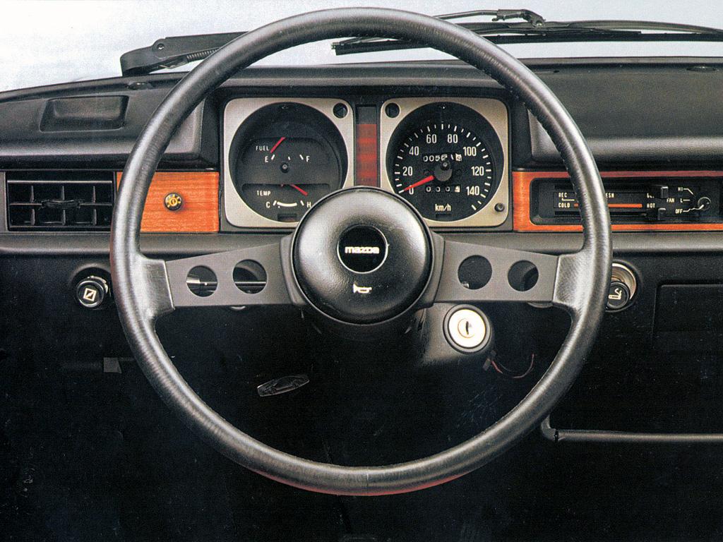 Mazda 323 I (FA) 1977 - 1980 Hatchback 5 door #4