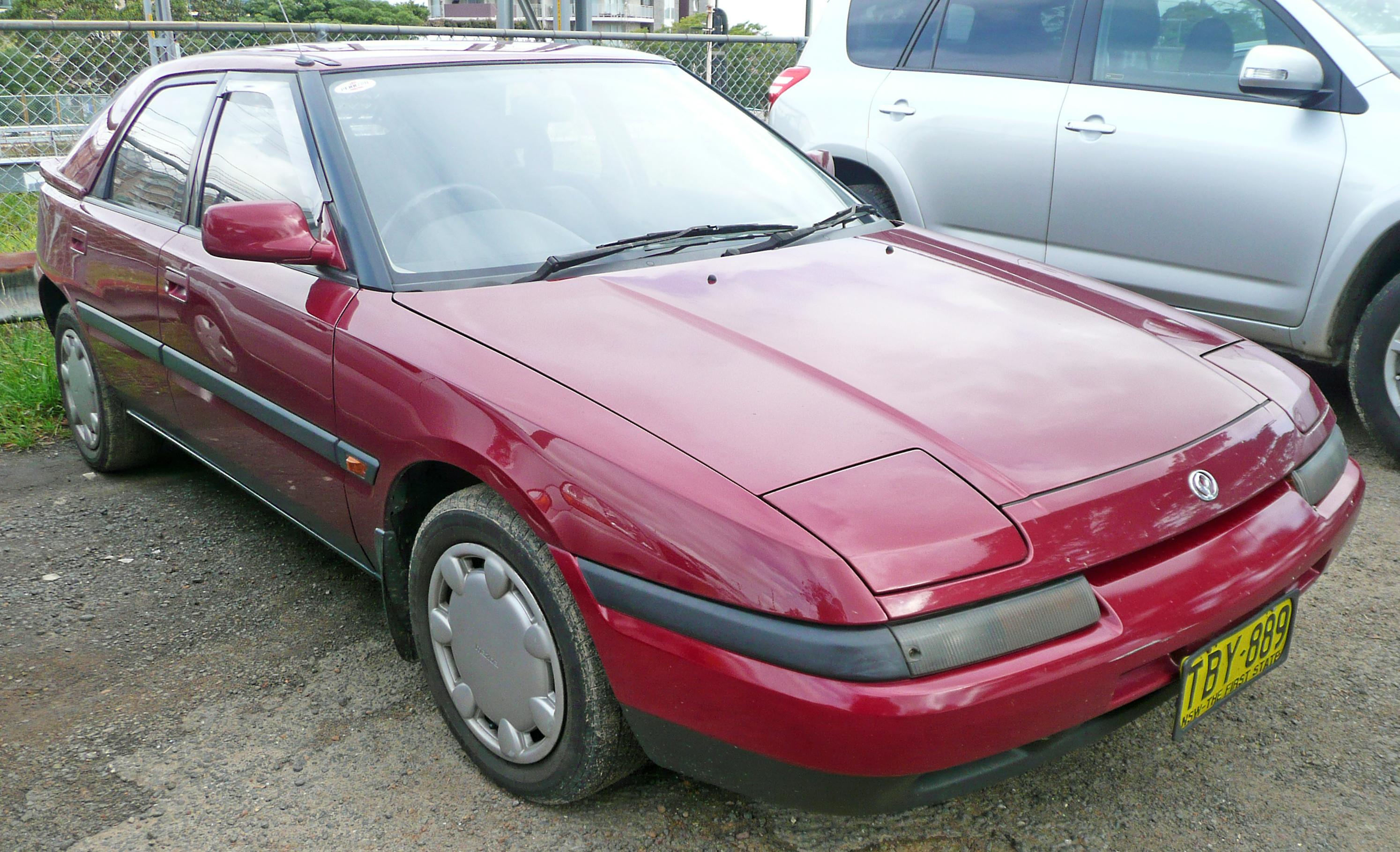 Mazda Efini MS-6 1991 - 1994 Hatchback 5 door #4