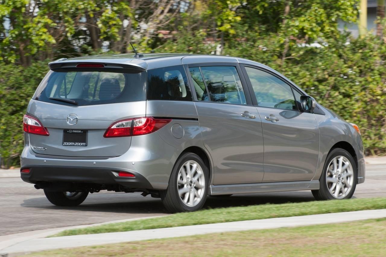Mazda 5 II (CW) 2010 - 2015 Compact MPV #4