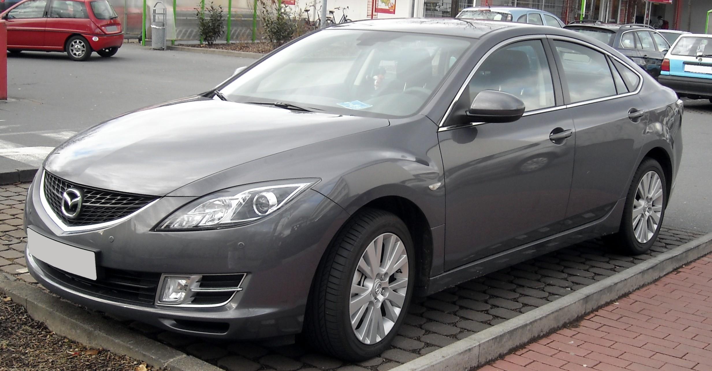Mazda Atenza III Restyling 2014 - now Station wagon 5 door #3