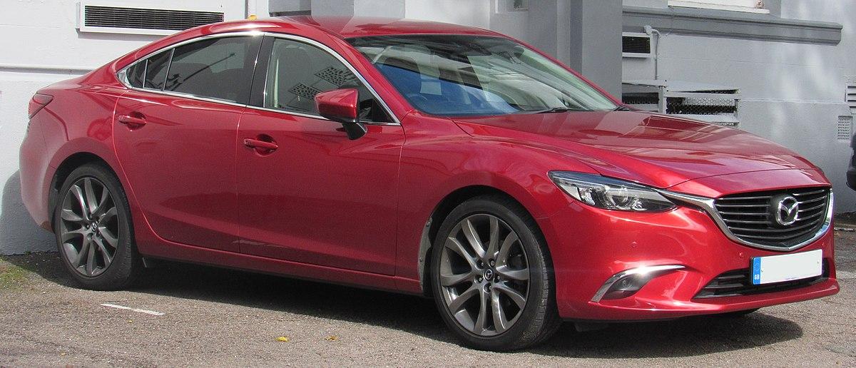 Mazda 6 III Restyling 2015 - now Station wagon 5 door #7