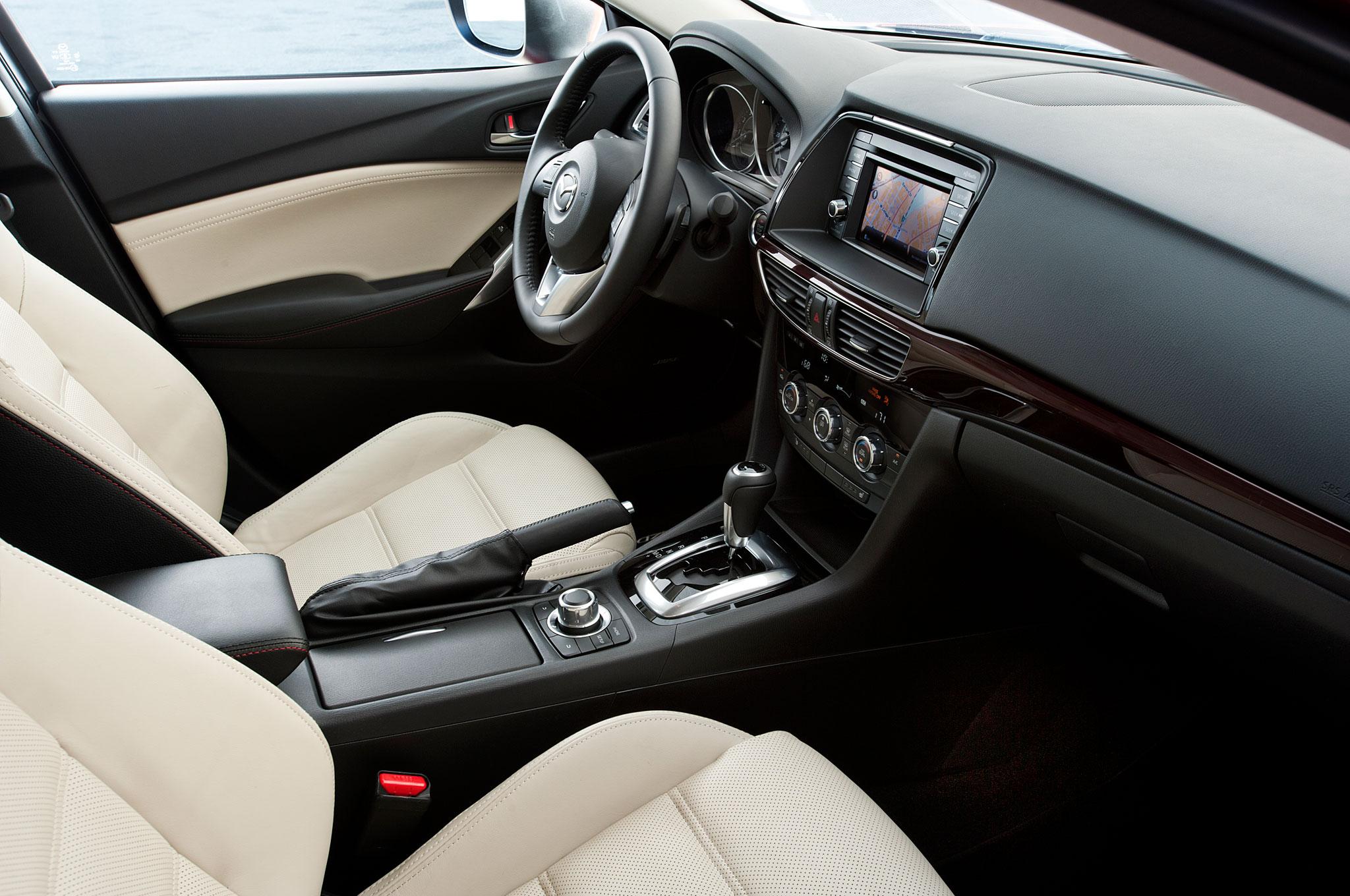 Mazda 6 III Restyling 2015 - now Station wagon 5 door #8