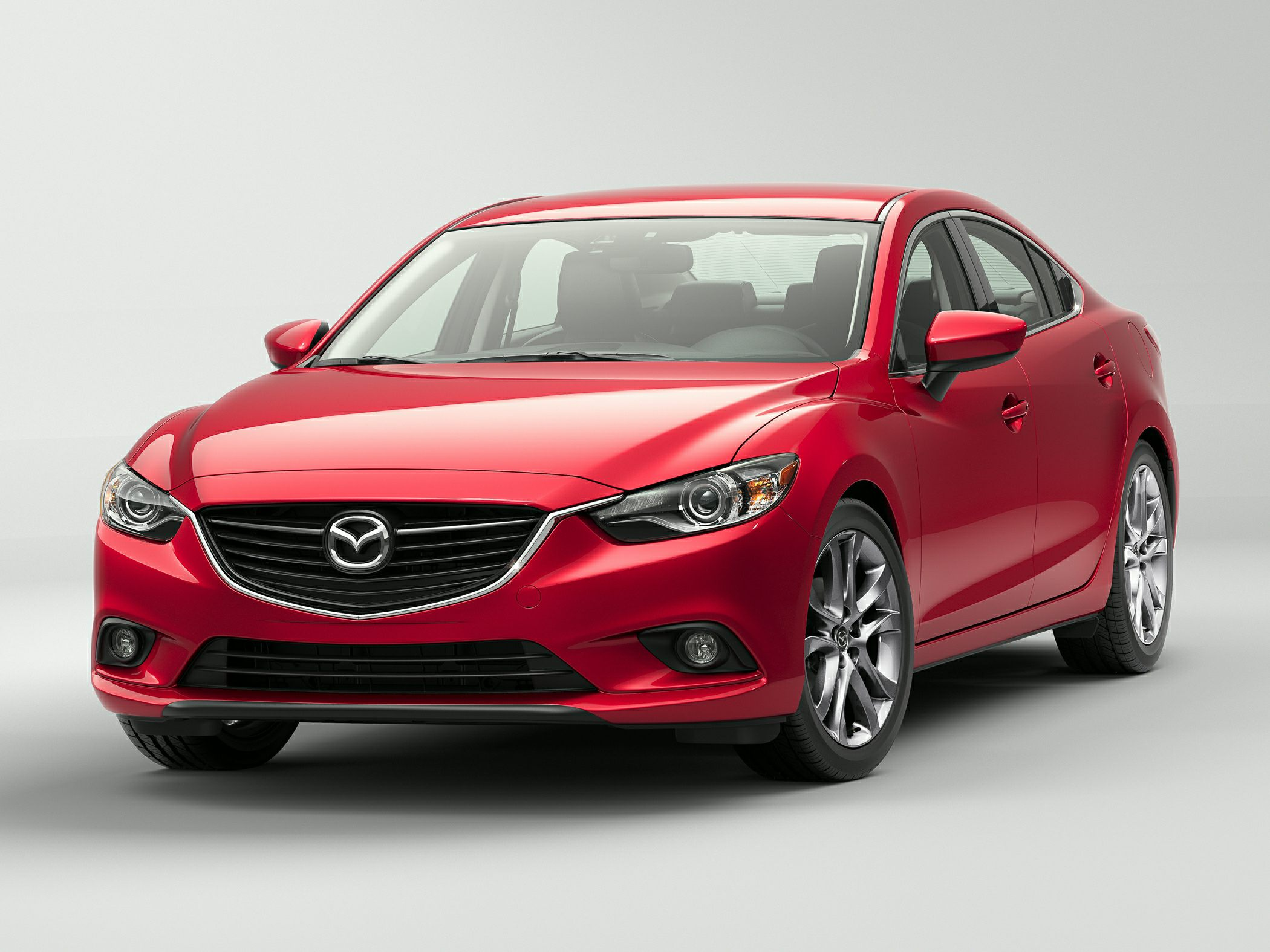 Mazda 6 III Restyling 2015 - now Sedan #4