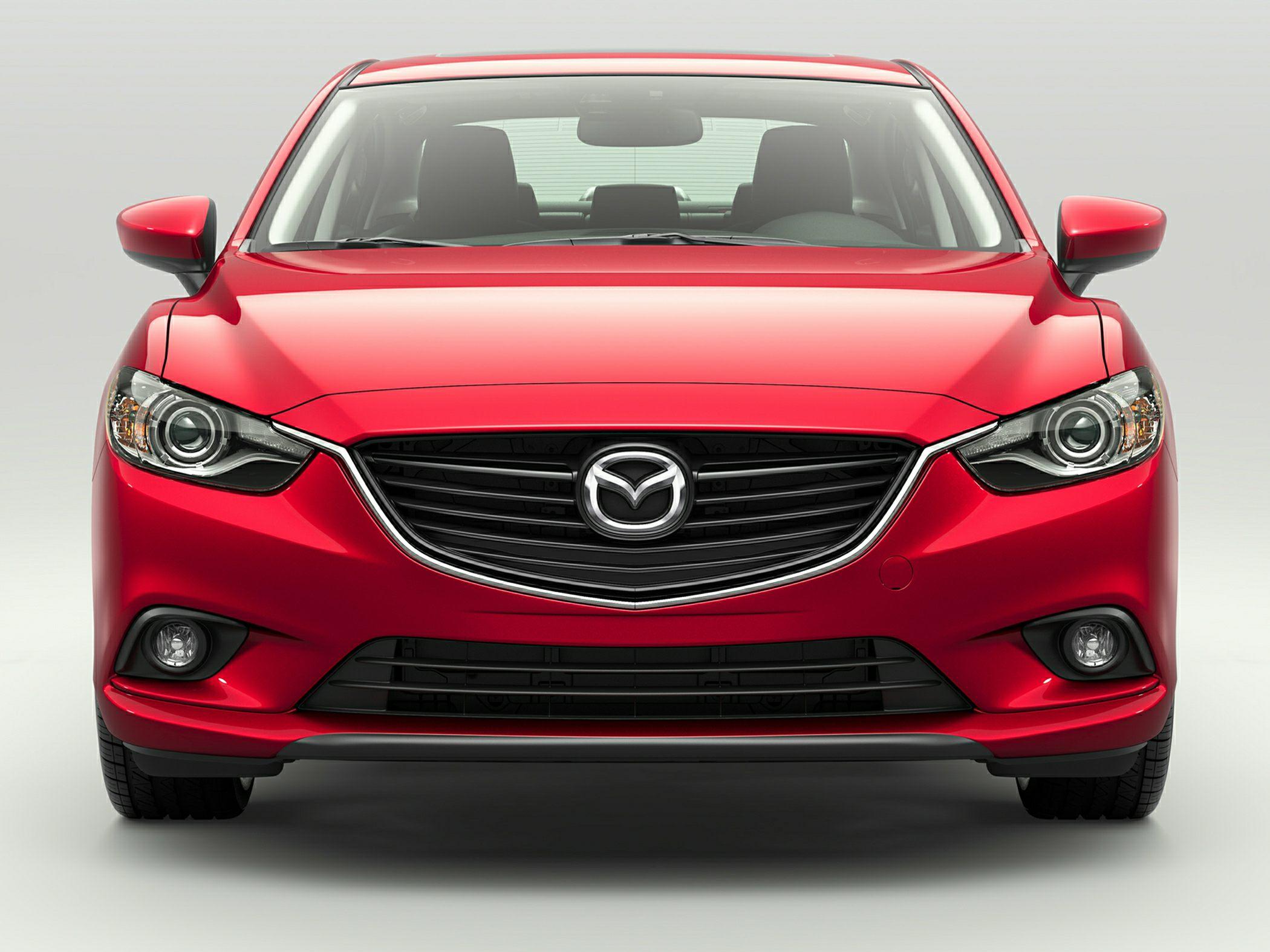 Mazda 6 III Restyling 2015 - now Sedan #2