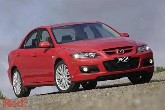 Mazda 6 MPS 2005 - 2007 Sedan #5