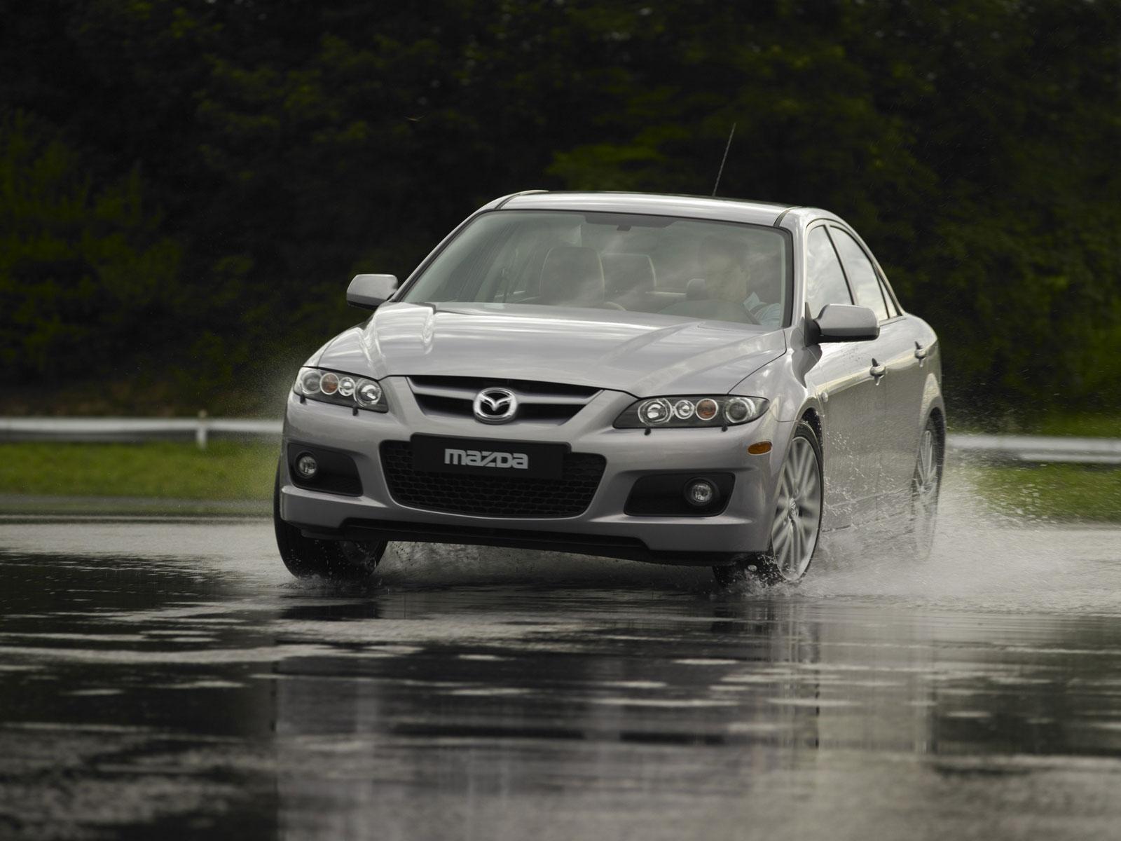Mazda 6 MPS 2005 - 2007 Sedan #4