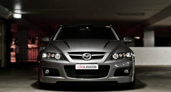 Mazda 6 MPS 2005 - 2007 Sedan #2