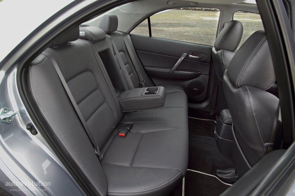 Mazda 6 MPS 2005 - 2007 Sedan #1
