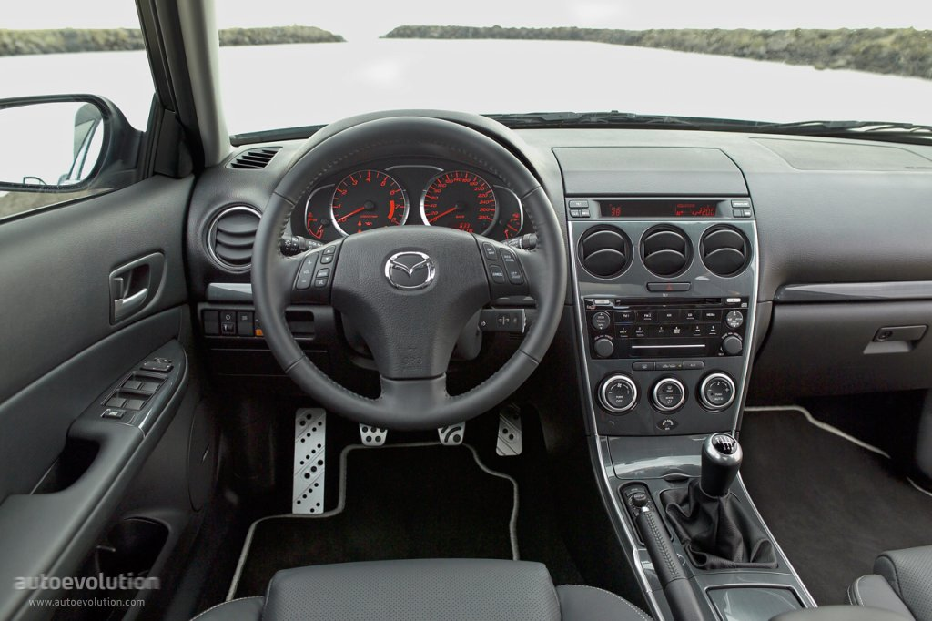 Mazda 6 MPS 2005 - 2007 Sedan #6