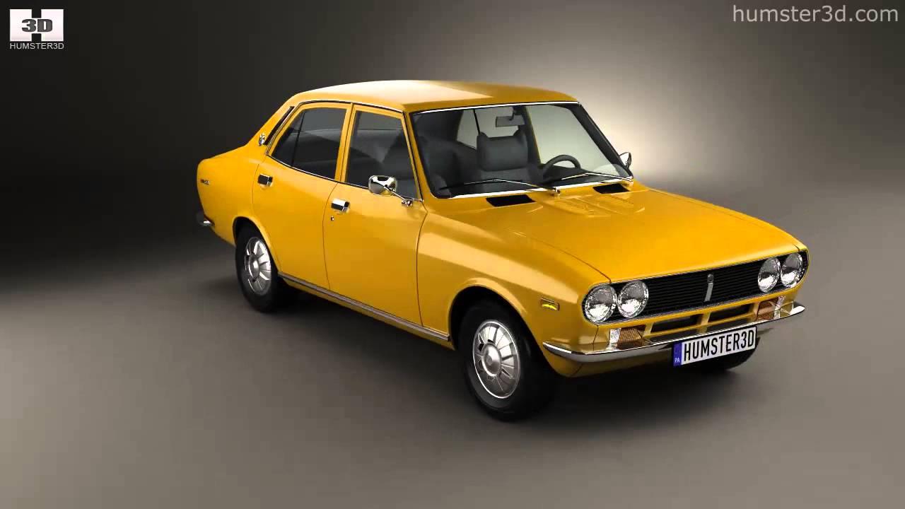 Mazda 616 1970 - 1978 Sedan #5