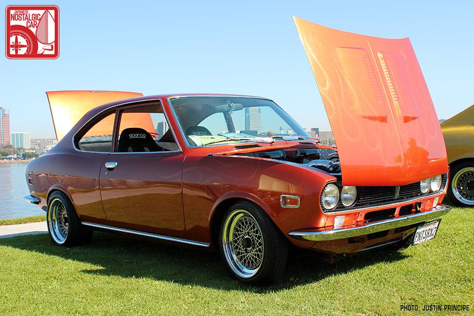 Mazda 616 1970 - 1978 Sedan #1