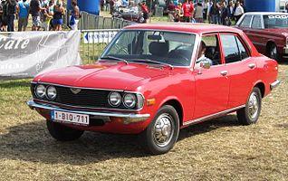 Mazda 616 1970 - 1978 Sedan #7