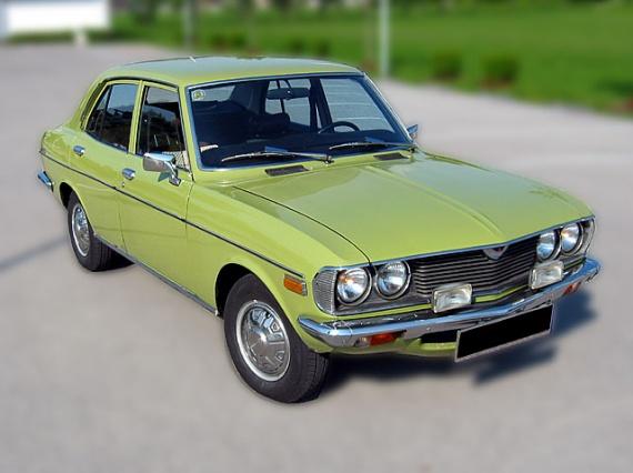 Mazda 616 1970 - 1978 Sedan #6