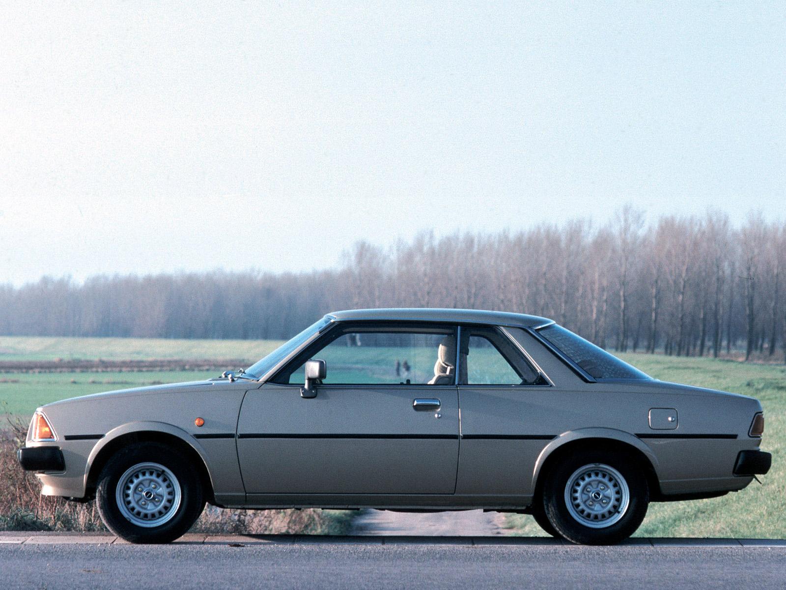 Mazda 626 I (CB) 1978 - 1982 Sedan #7