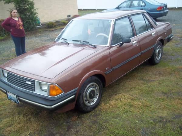 Mazda 626 I (CB) 1978 - 1982 Sedan #1