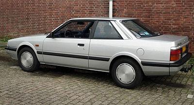 Mazda Capella IV 1987 - 1997 Coupe #3