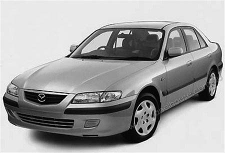 Mazda 626 V (GF) 1997 - 2002 Hatchback 5 door #5