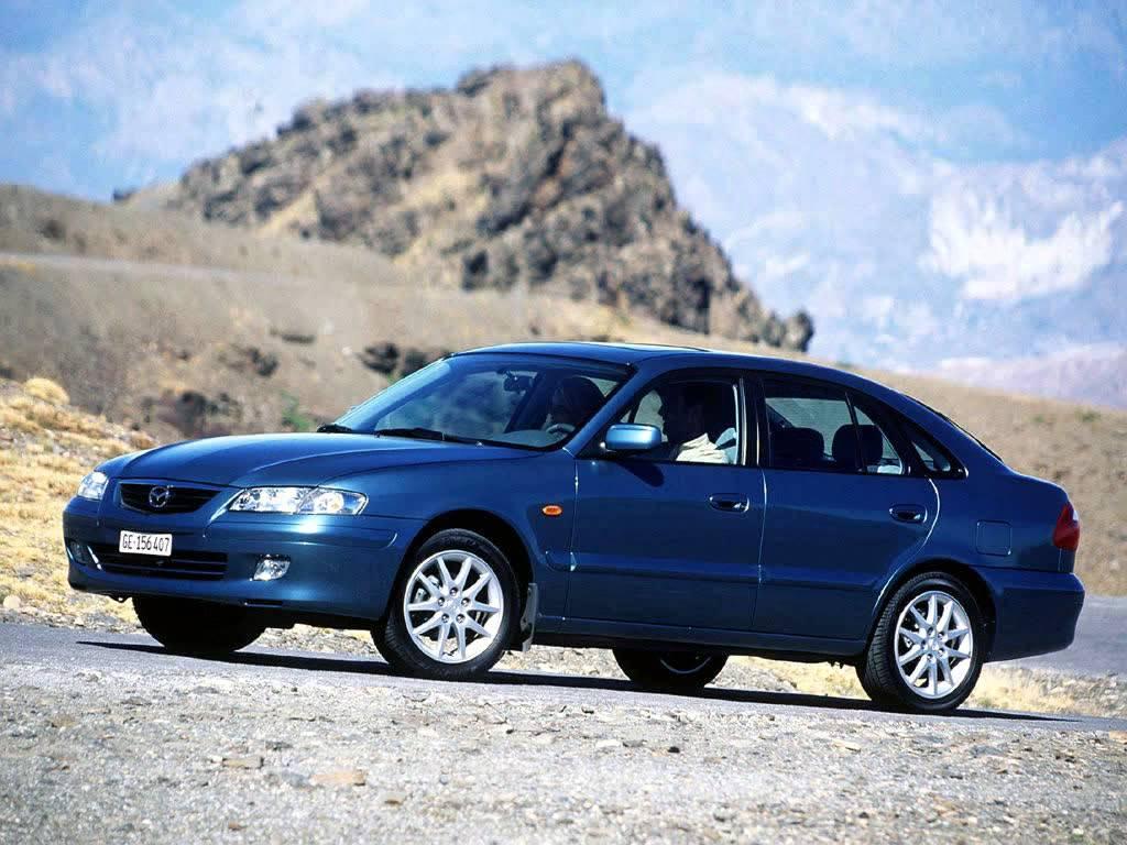 Mazda 626 V (GF) 1997 - 2002 Hatchback 5 door #6