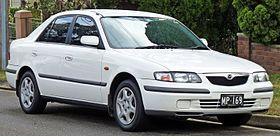 Mazda 626 V (GF) 1997 - 2002 Hatchback 5 door #7