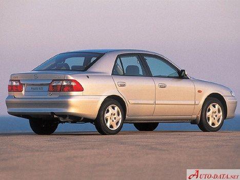 Mazda 626 V (GF) 1997 - 2002 Hatchback 5 door #4