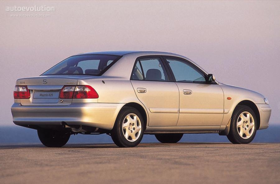 Mazda 626 V (GF) 1997 - 2002 Hatchback 5 door #2