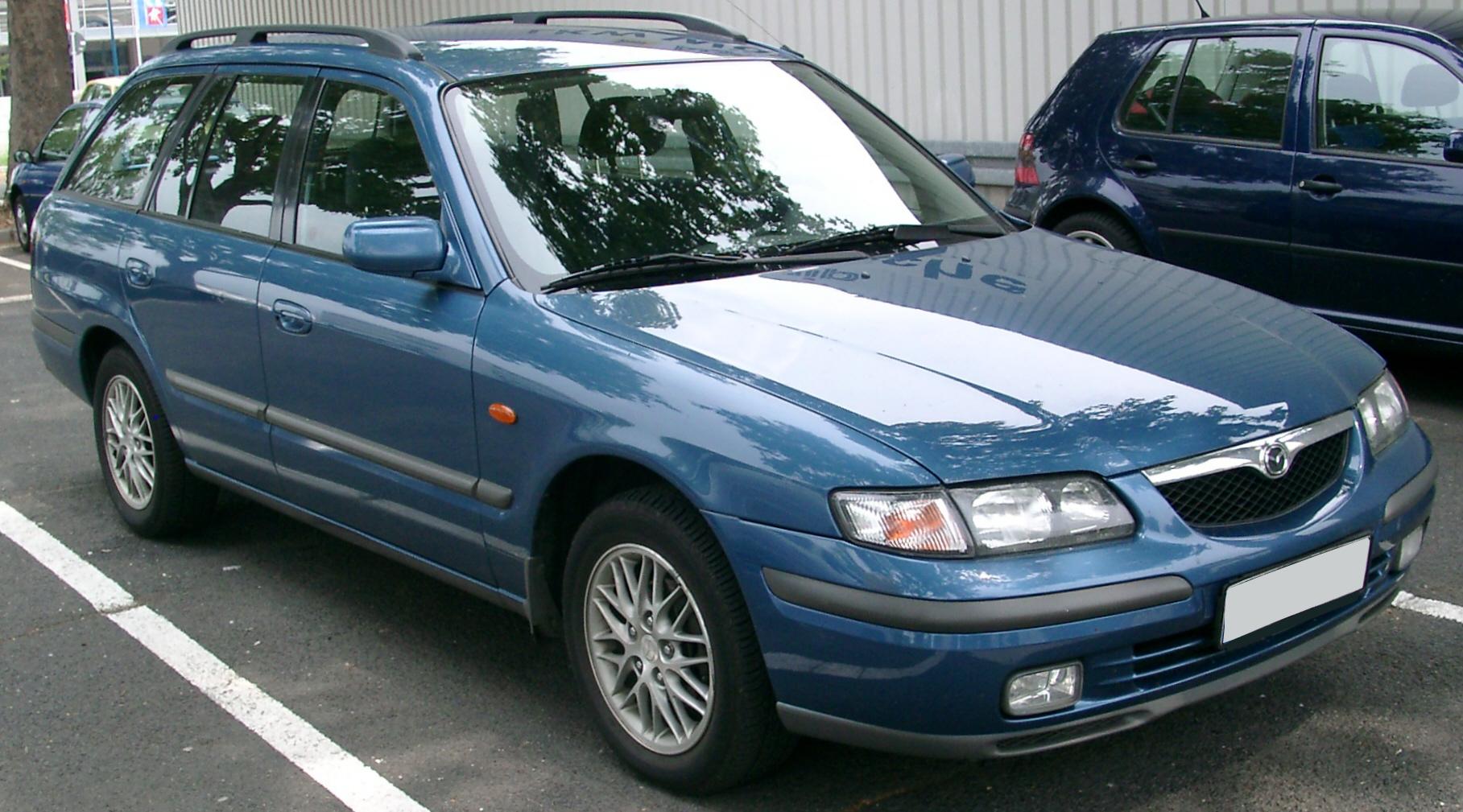 Mazda 626 V (GF) 1997 - 2002 Hatchback 5 door #3