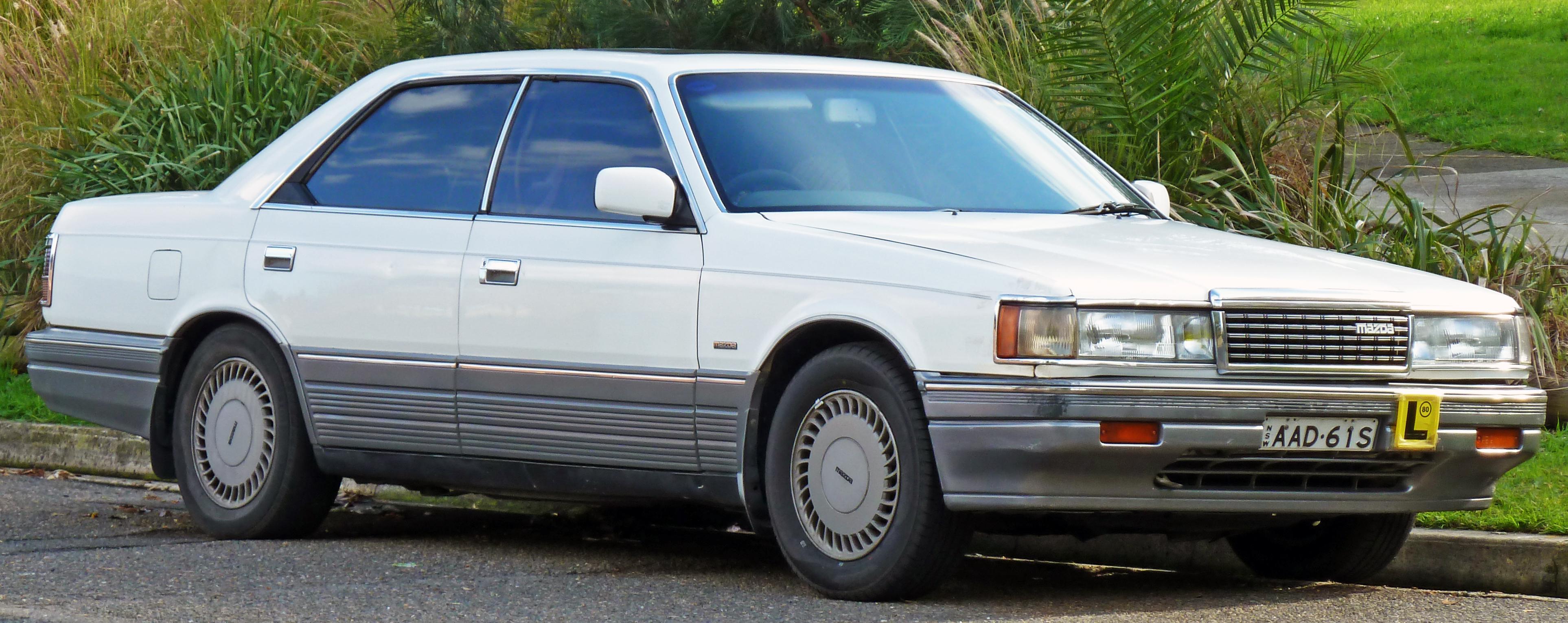 Mazda Sentia II (HE) 1995 - 2000 Sedan #1