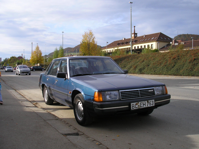 Mazda 929 I (LA) 1978 - 1988 Sedan #6