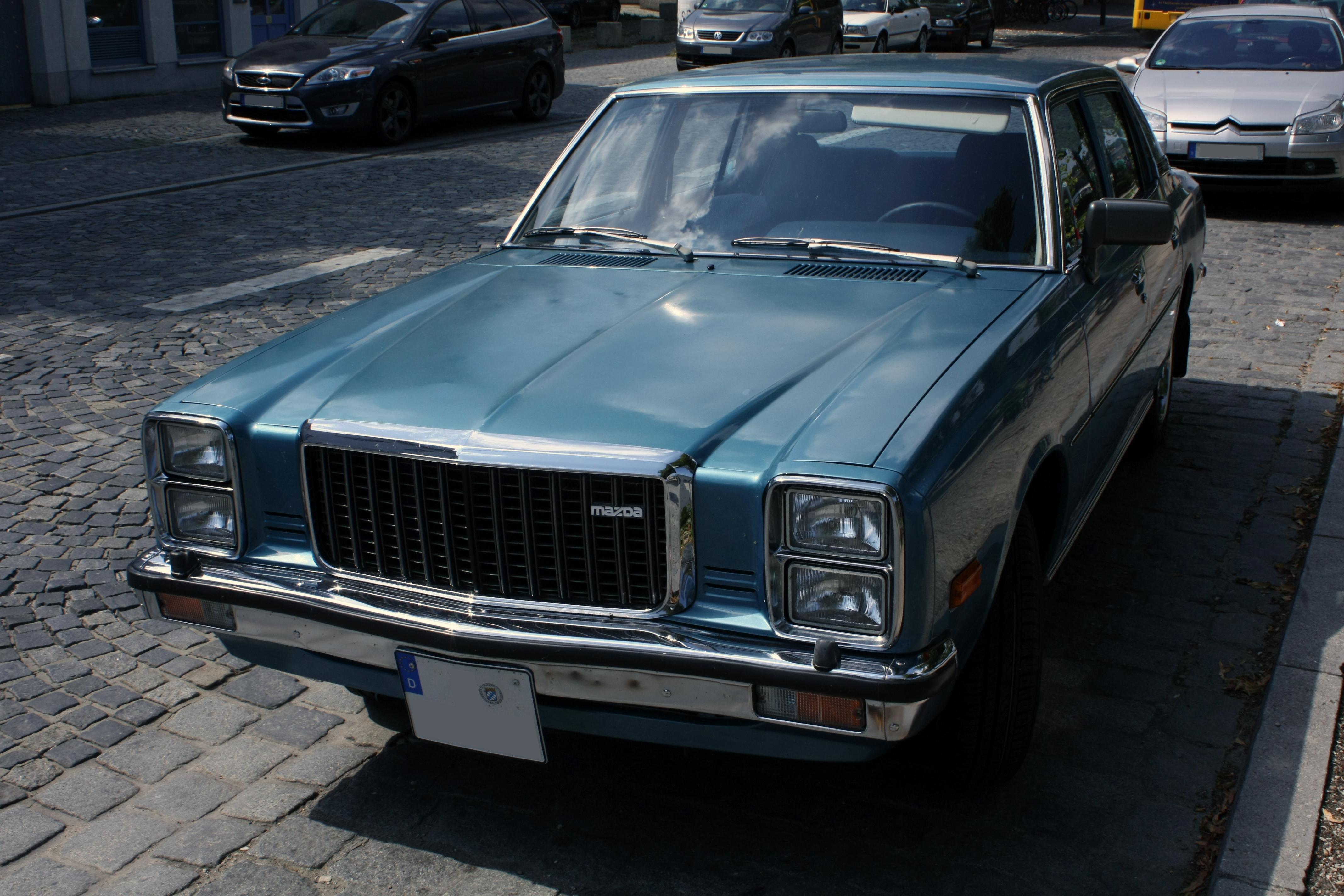 Mazda Luce III 1977 - 1981 Sedan #2