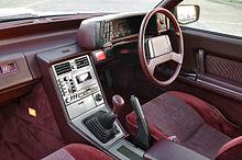 Mazda Eunos 300 1989 - 1992 Sedan #8