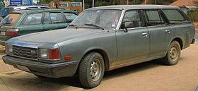 Mazda Luce III 1977 - 1981 Sedan #1
