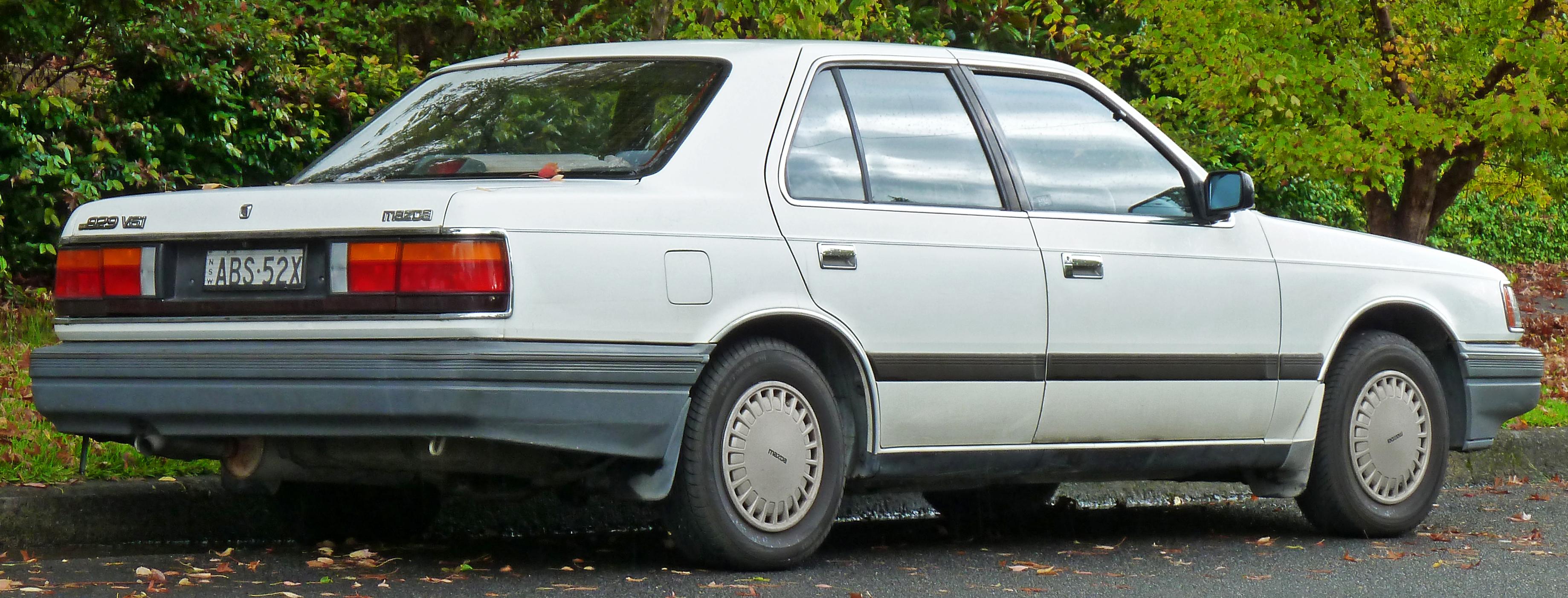 Mazda 929 I (LA) 1978 - 1988 Sedan #1