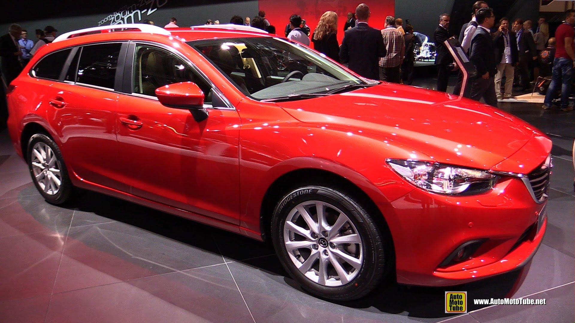 Mazda Atenza III Restyling 2014 - now Sedan #6