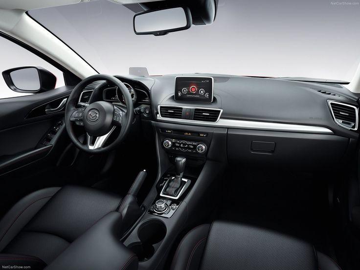 Mazda Atenza III Restyling 2014 - now Sedan #8