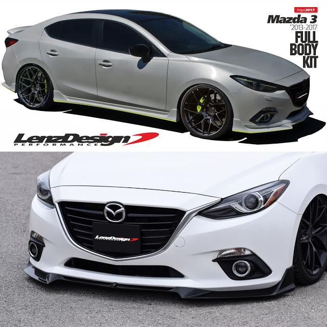 Mazda Axela III 2013 - 2016 Sedan #7