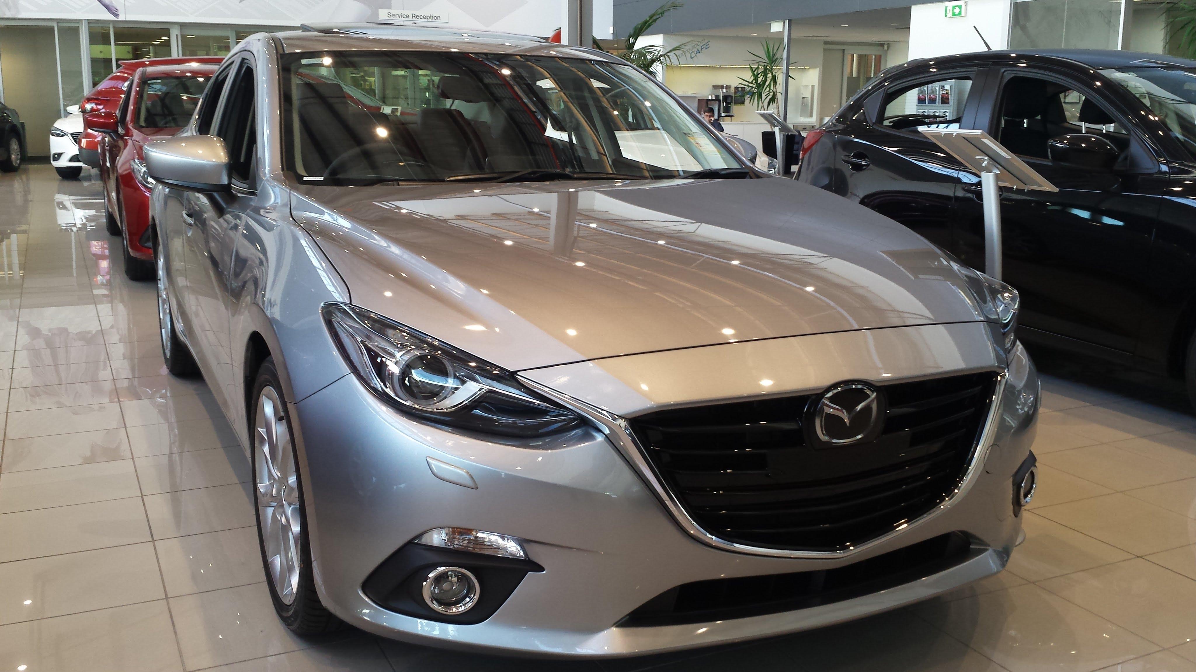 Mazda Axela III 2013 - 2016 Sedan #2
