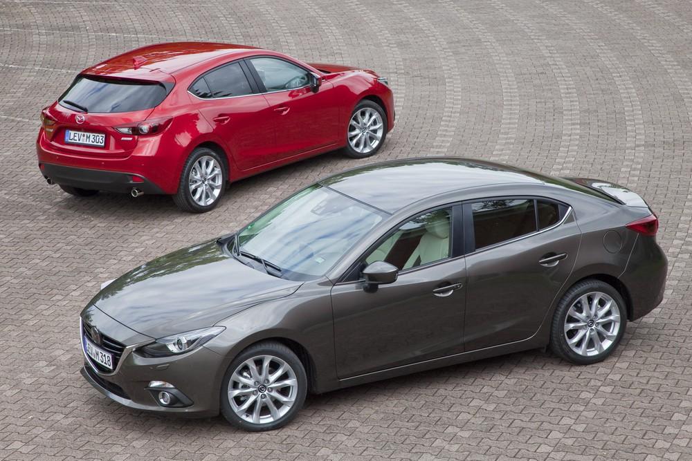 Mazda Axela III 2013 - 2016 Sedan #1