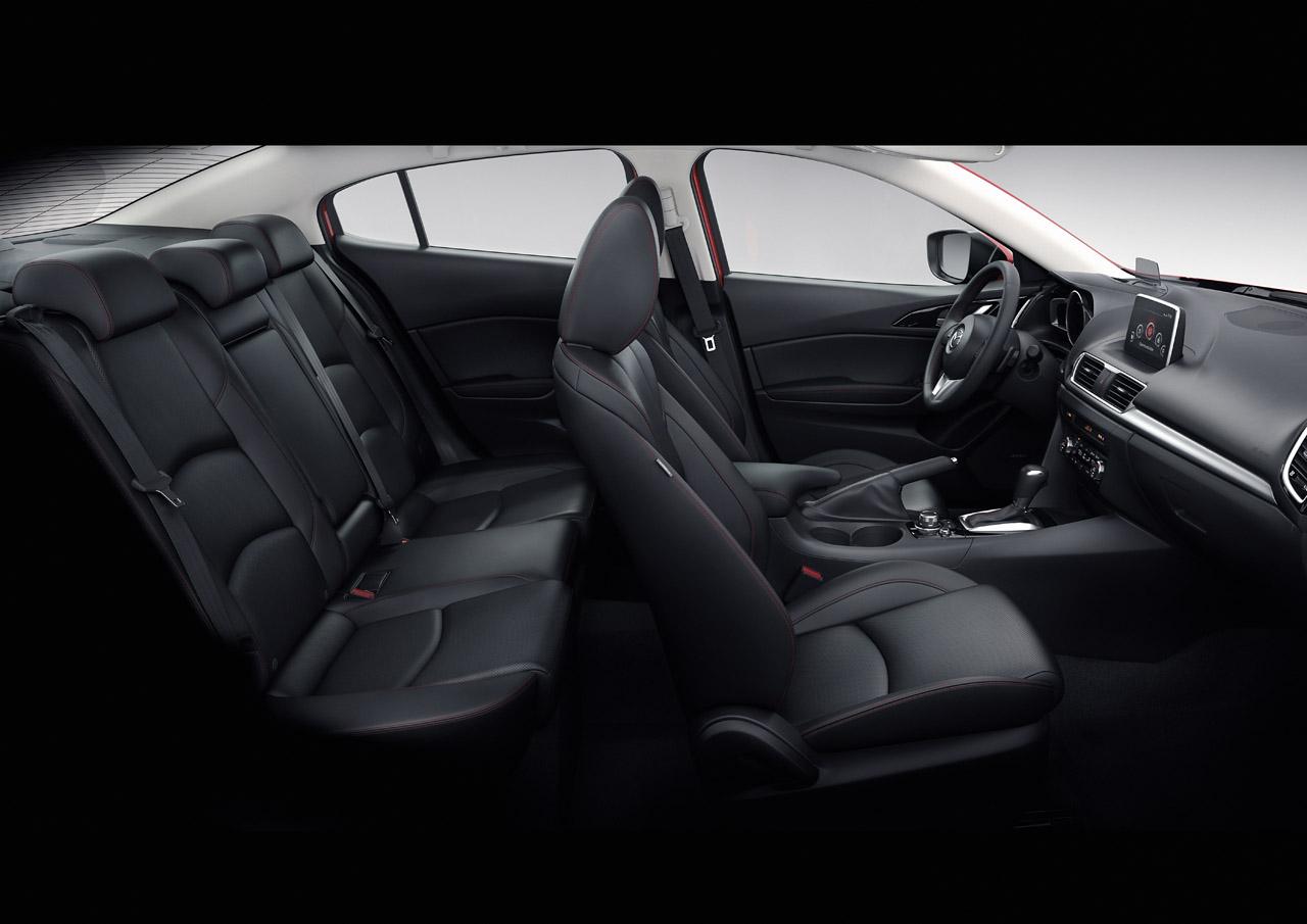 Mazda Axela III 2013 - 2016 Sedan #4