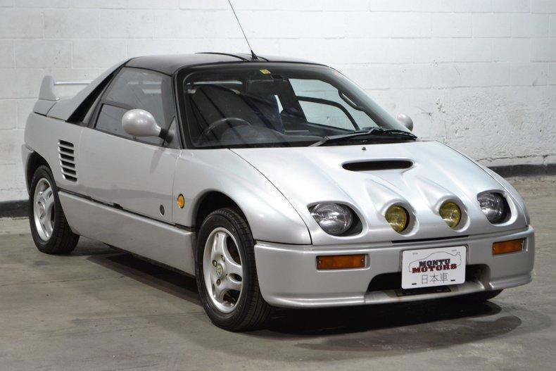 Mazda AZ-1 1992 - 1995 Coupe #2