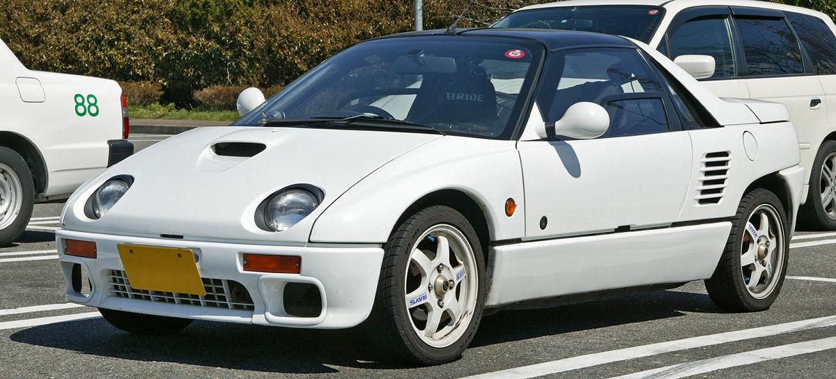Mazda AZ-1 1992 - 1995 Coupe #7