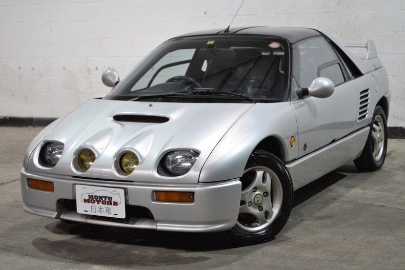 Mazda AZ-1 1992 - 1995 Coupe #6
