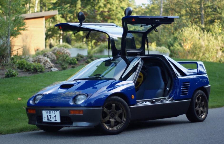 Mazda AZ-1 1992 - 1995 Coupe #5