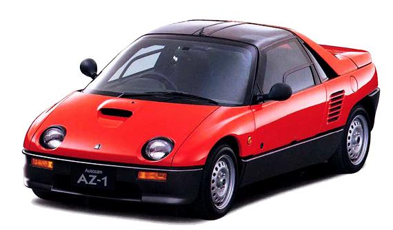 Mazda AZ-1 1992 - 1995 Coupe #4