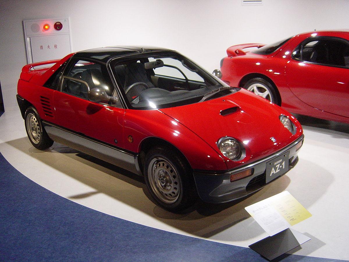 Mazda AZ-1 1992 - 1995 Coupe #1