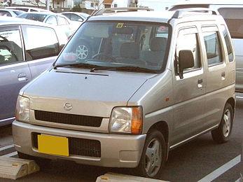 Mazda AZ-Wagon 1998 - 2003 Microvan #1