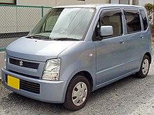 Mazda AZ-Wagon 1998 - 2003 Microvan #8