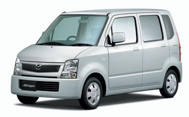 Mazda AZ-Wagon 1998 - 2003 Microvan #6
