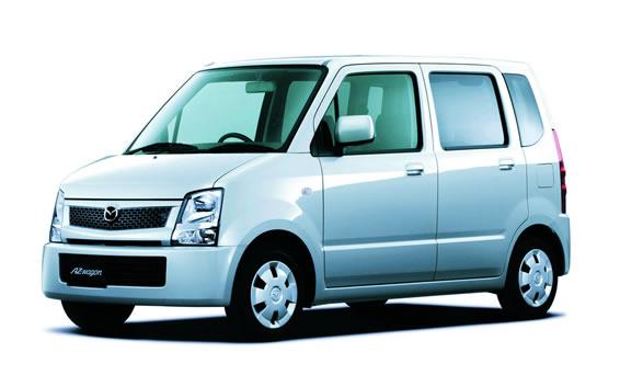 Mazda AZ-Wagon 1998 - 2003 Microvan #5