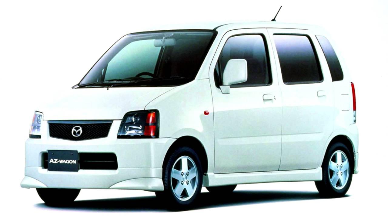 Mazda AZ-Wagon 1998 - 2003 Microvan #7